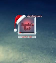Santa's Hat by IMLYING2U
