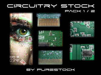 Circuitry Stock Images Pack 1