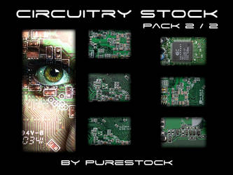 Circuitry Stock Images Pack 2