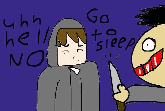How I react to Jeff the Killer by RenamonMega