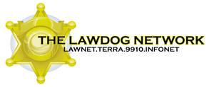 Lawdog Logo by Sabakakrazny