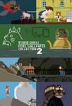 Ghibli Pixel Wallpaper Collection 2