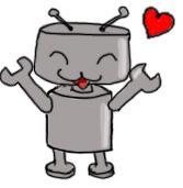 Robot by Aurora-Ghost