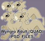 Wyngro Adult (Quad) Base PDF. Files