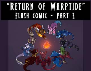 Return of Warptide - Part 2 by Nestly