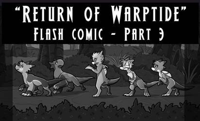 Return of Warptide - Part 3 by Nestly