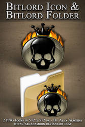 Bitlord Icon and Folder