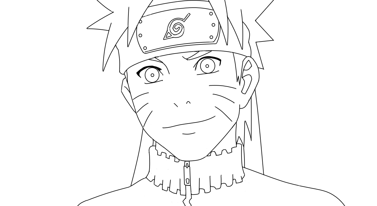 Dibujos de Naruto fáciles para dibujar - Imagui