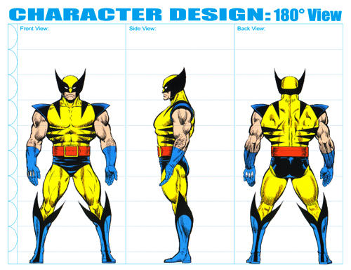 The Art Of Character Design Pdf : Character design sheet by ralphcontreras on deviantart