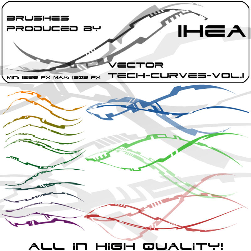 VECTOR-TECH-CURVES HQ by IHEA