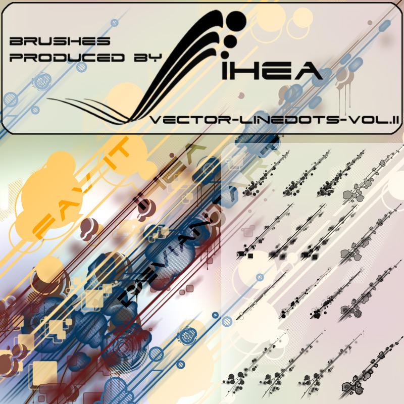 VECTOR-LINEDOTS VOL. II - HQ by IHEA