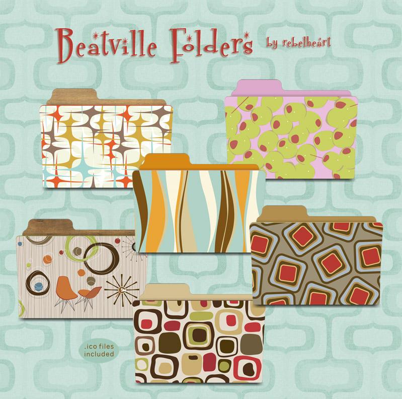 beatville folders by seven4soul