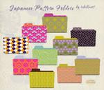 japanese pattern folders