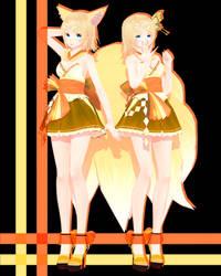 :.DOWNLOAD.: TDA Kitsune Shrine Maiden Rin
