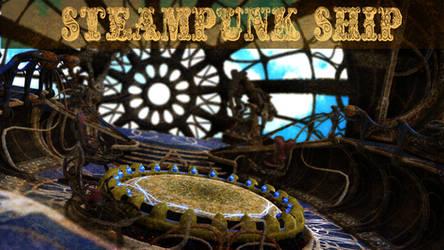 Steampunk Ship Stage [Download]