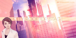 City Rooftop Stage