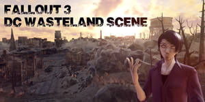F3 Wasteland Scene
