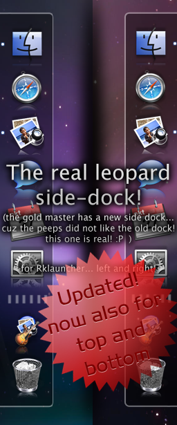 the new side dock UPDATED by fyton5