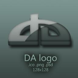 da logo by fyton5