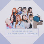 [PACK RENDER #3] BLACK PINK X St. Scott London