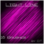 Light Lines Brushes