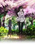 Screenshot Sakurako-san no Ashimoto episode 06
