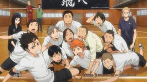 Screenshot Haikyuu!! Second Season episode 07