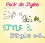 +Pack de Styles #2.