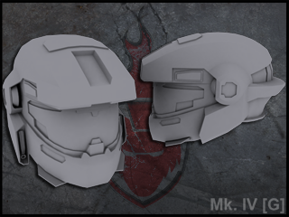 Halo reach scout by forgedreclaimer on deviantart halo reach grenadier by forgedreclaimer malvernweather Image collections