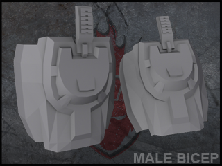 Halo reach scout by forgedreclaimer on deviantart halo reach male bicep by forgedreclaimer malvernweather Image collections