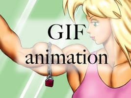 Chain Break - GIF animation