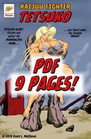 KFT vs Monolith Man - 9 pg Preview by DavidCMatthews