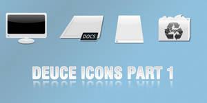DEUCE icons