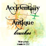 Accidentally Antique Brushes