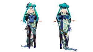 Model DL - TDA Geisha Miku
