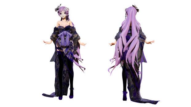 Model DL - TDA Geisha Yukari