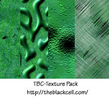 Texture Pack - Green by ai-forte
