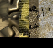Textures - Gold