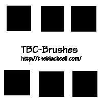 Photoshop Brushes - Circle Symbols by ai-forte