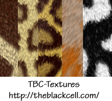 Textures - Animal Fur by ai-forte