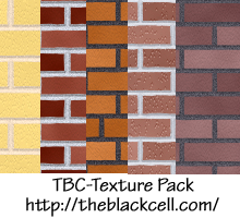 Texture Pack - Bricks by ai-forte