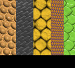 Texture Pack - Reptile Skin by ai-forte