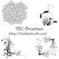 Photoshop Brushes Misc. by ai-forte