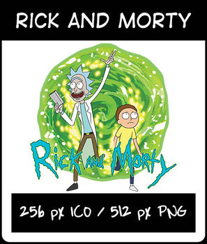 Rick and Morty - Icon