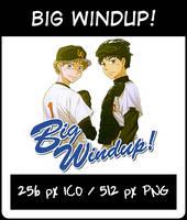 Big Windup! - Icon by oakabdulla