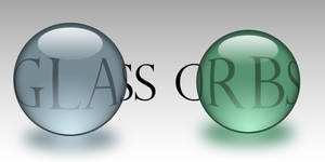 Orbs with Text