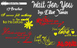 Wait For You by Elliot Yamin