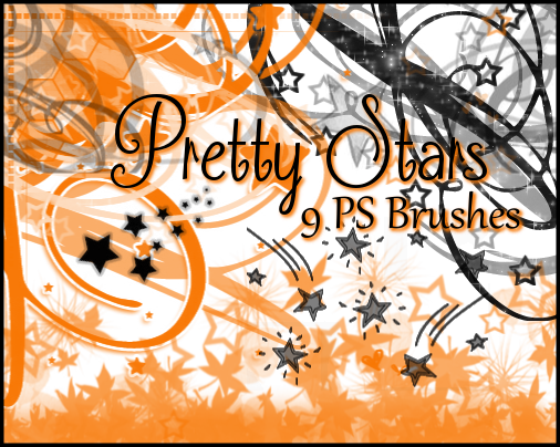PS Pretty Stars by Illyera