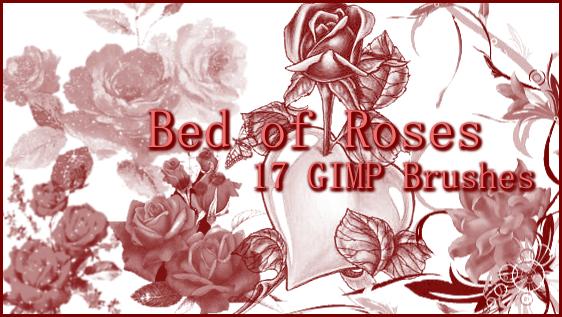 GIMP Bed of Roses