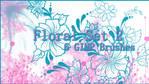 GIMP Floral Set 2